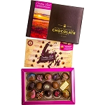 Newfoundland Chocolate Company  - Smiling Land  - Wildberry Chocolates  -200g