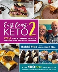 East Coast Keto 2: More Tips & Lessons to Help Simplify Your Ketogenic Lifestyle - Bobbi Pike with Sidekick Geoff Pike
