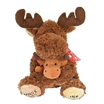 Plush - Moose with Baby 9