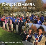Poppies to Remember - British Students Care for Graves of 18  Newfoundlander's from World War One - Jean Edwards Stacey