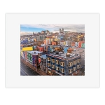 Matted Photo - Brian Carey - City of 10,000 Colours - 8 x 10