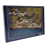 Puzzle - Battery, St. John's Newfoundland and Labrador - 500 piece - 18