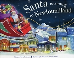 Santa is coming to Newfoundland - Steve Smallman - Hard Cover