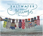 Saltwater Mittens - From The Island of Newfoundland - More that 20 heritage designs to knit - Christine LeGrow & Shirley A. Scott