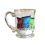 Beer Stein - Hand Painted - Jelly Bean Row - Whadda Ya At?